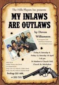 Leaflet My Inlaws are outlaws smaller